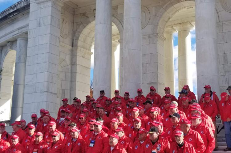 Badger Honor Flight November 3, 2018