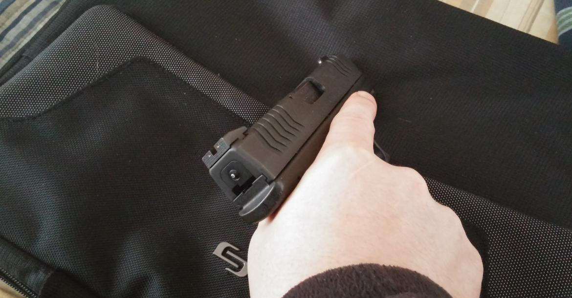 Ready for the Holster