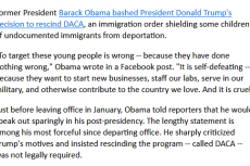 Obama Lawlessness